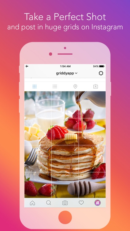 Griddy Pro - Split Pic in Grids For Instagram Post screenshot-4