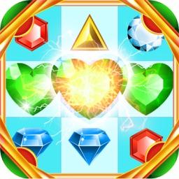 Gems Discovery - Jewels Match 3