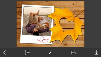 Love Photo Frames - Make awesome photo using beautiful photo frames screenshot one