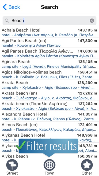 Peloponnese Travelmapp screenshot-4