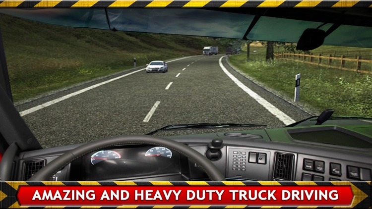 Transport Truck Driver Simulator 3D