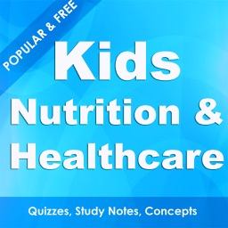 Kids Nutrition & Child Healthcare Nursing - Fundamentals to Advanced (Free Notes & Quizzes)