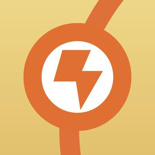 Electro Ball - Avoid the Shocks! icon
