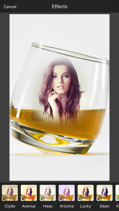 Glass Photo Frame screenshot three