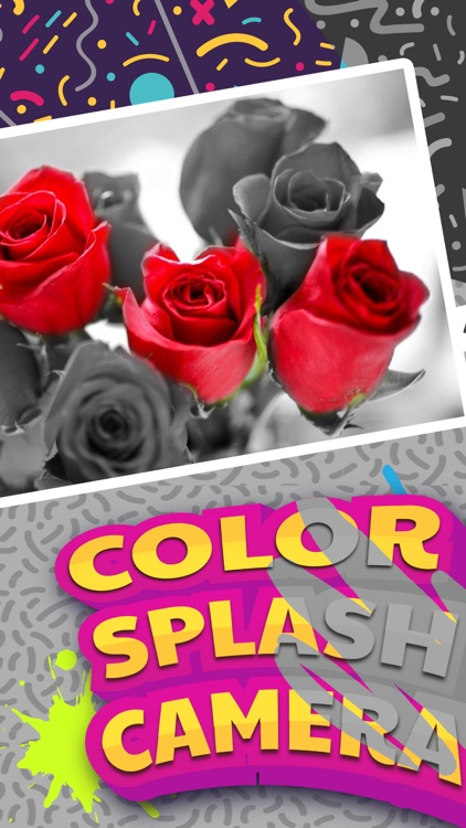 Color Splash Camera – Decorate Photos and Add HD Pop Effects with Splurge or Recolor Tool