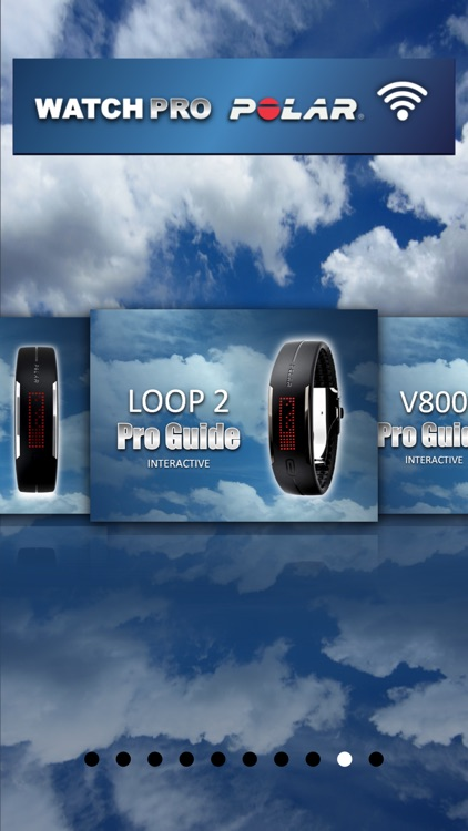 Watchpro for Polar Watch screenshot-4