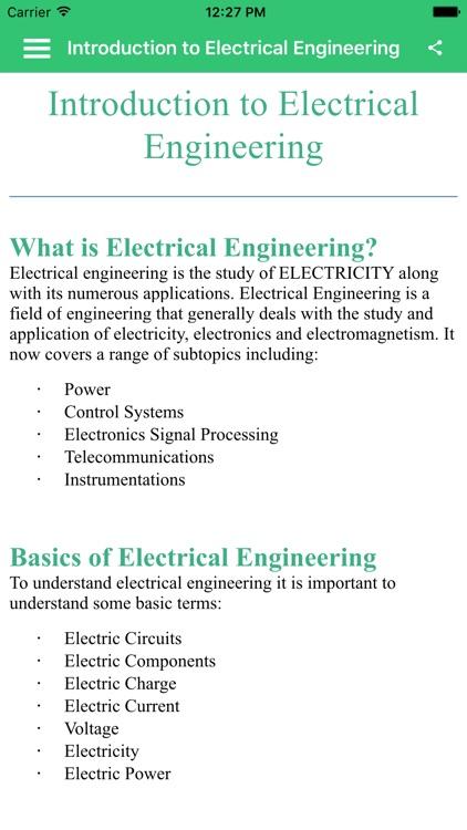 Learn Electronics Full screenshot-3