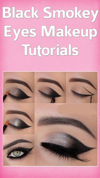 Eye Makeup Pro - Step by Step Makeup Tutorials screenshot-3
