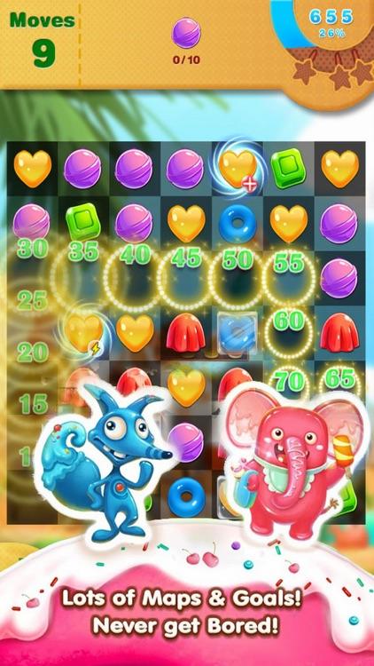 Jelly Feast :Paradise Match Mania