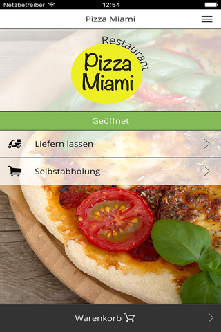 Pizza Miami - náhled