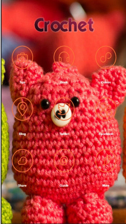 Basic Crochet Stitches - How to Crochet by Gooi Ah Eng