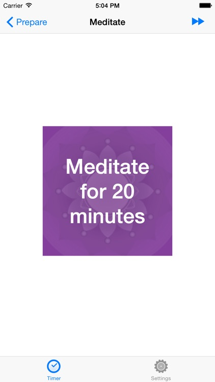 More Meditation Timer screenshot-2