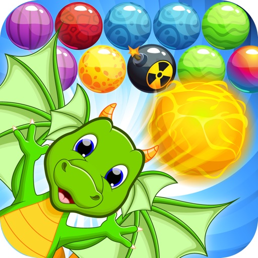 Bubble Mania Pop Dragon Shooter: Newest World Bubble Shooter HD 2016 - Match 3 Puzzle Classic - Totally Addictive & Free