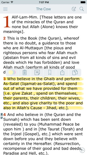 Noble Quran with Audio (Holy Koran in English) on the App Store