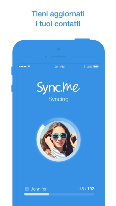 Sync.ME - Know who's calling