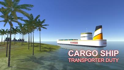 De carga transporte de automoviles nave - conducir camiones y navegar en barco grande en este juego de simulaciónCaptura de pantalla de4