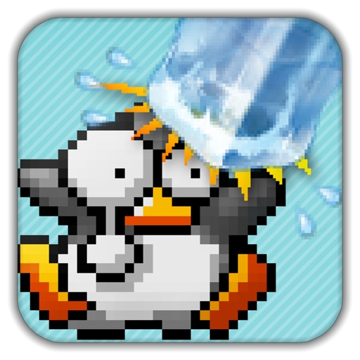 Ice Club Penguin Puzzle icon