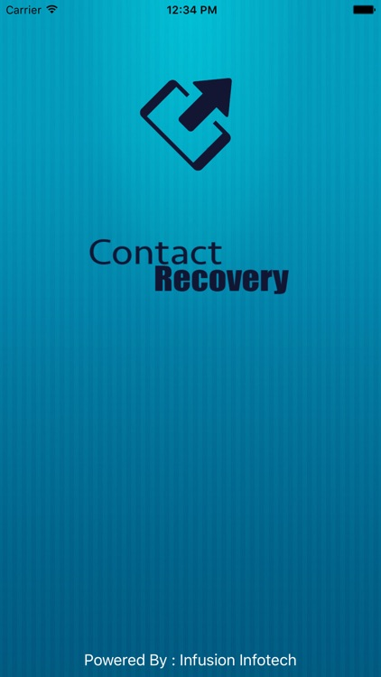 Contact Recovery