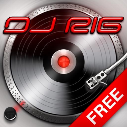 DJ Rig FREE icon