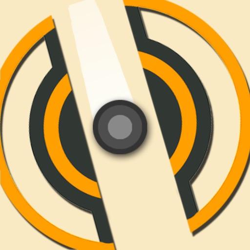 Gravity Twist - Downward Spiral Icon