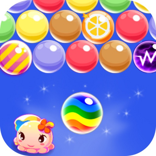 Bubble Mania Sweet Candy Pop: Bubble Shooter Puzzle HD 2016 iOS App