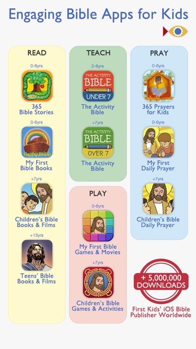Children's Bible Books & Movies | Family & Schoolのおすすめ画像5