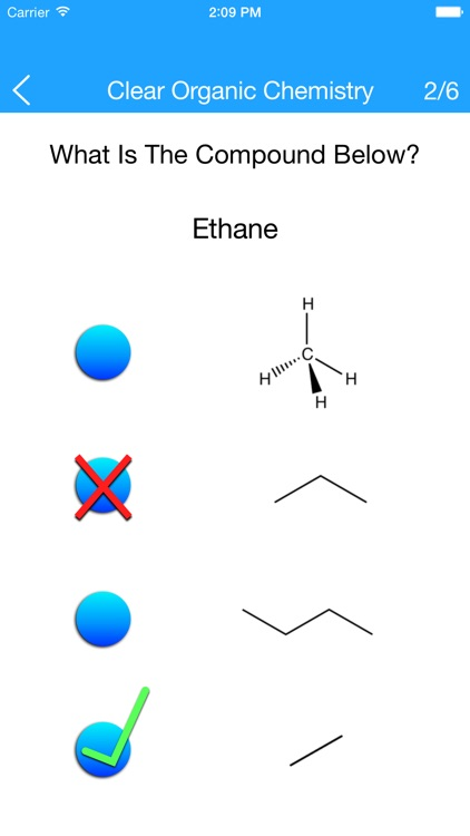Clear Organic Chemistry screenshot-1
