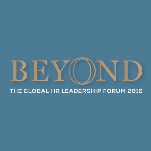 Beyond HR Forum 2016