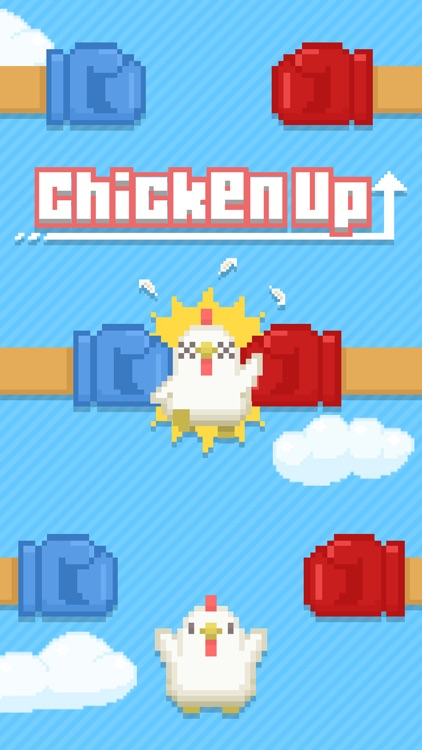 Chicken Up - Road to the moon!
