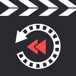 Video Reverse - Best Crop & Revert Time Effects Lite