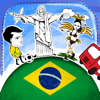 Portuguese Phrasi - Free Offline Phrasebook with Flashcards, Street Art and Voice of Native Speaker