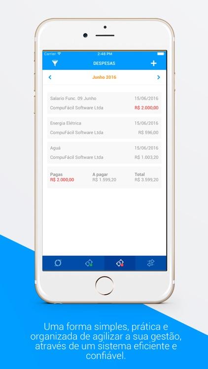 CompuFácil - Financeiro screenshot-3