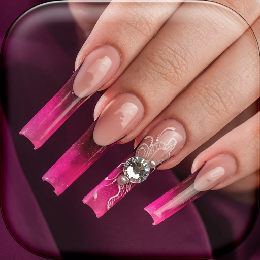Nails Art Salon For Girls: Learn How To Create Cute Nail