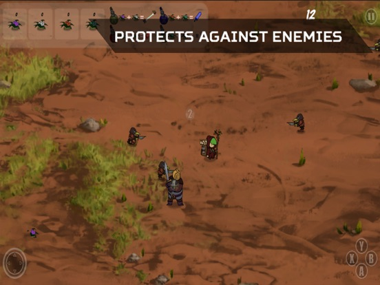 Guard Sword: Alchemy Defense-ipad-1