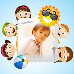 Kids Photo Frames HD Free