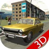 Russian Taxi Simulator 3D - iPadアプリ