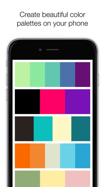 Colordot by Hailpixel - A color picker for humans