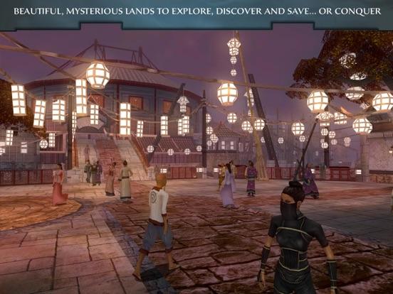 Screenshot #3 for Jade Empire™: Special Edition