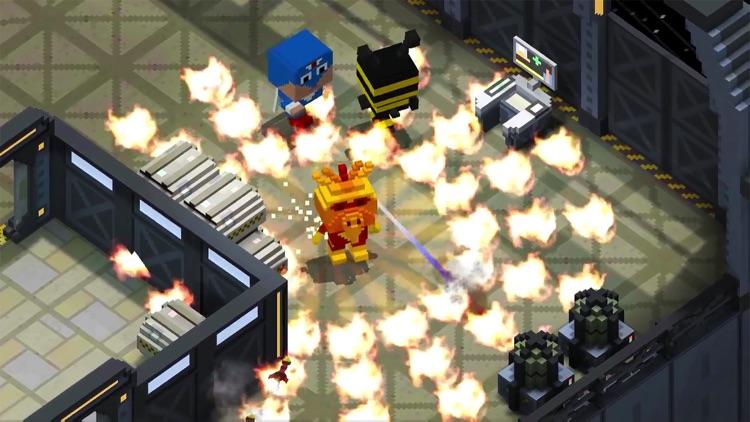 Block Battles: Heroes at War screenshot-4
