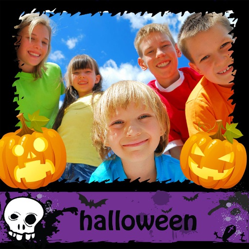 Halloween Photo Frames and Costumes