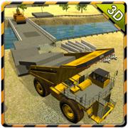陆军桥梁建设模拟器 - 大型机器和货物起重机驾驶游戏