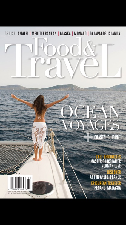 Food and Travel Quarterly Magazine