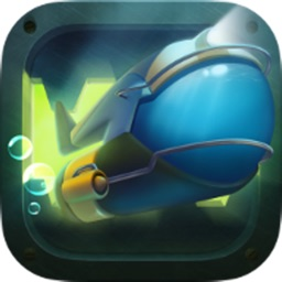 Bubble Head: Submarine Exploration