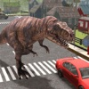 Dinosaur Simulator Trex Destruction Jurassic Forest & City Hungry Dino Carnage - iPhoneアプリ