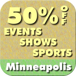 50% Off Minneapolis & St. Paul Twin Cities Shows, Events, Attractions, & Sports Guide by Wonderiffic ®