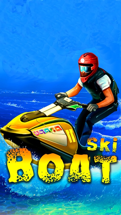 Ski Boat Racing Championship Pro screenshot-0