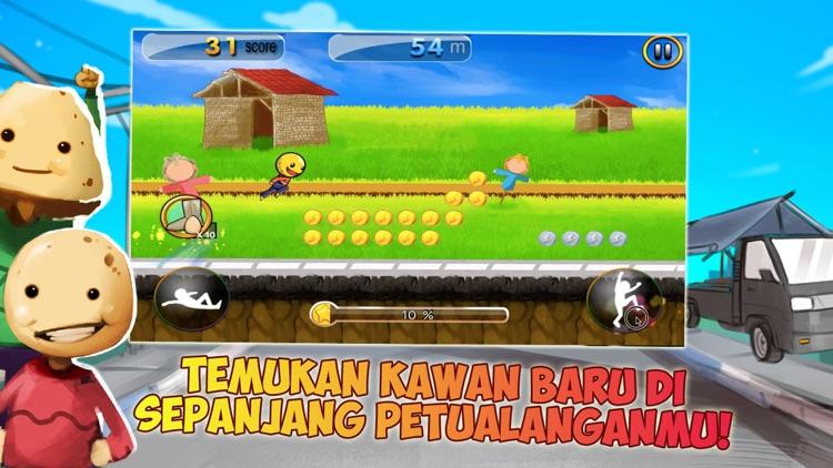 Tahu Bulat Fever Dash screenshot-3