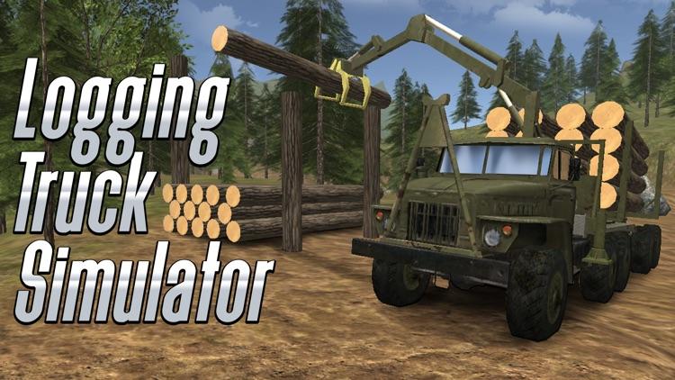 Logging Truck Simulator 3D Full
