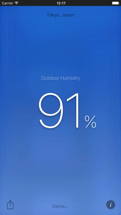 Humidity Appのおすすめ画像5
