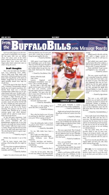 Bills Digest screenshot-4